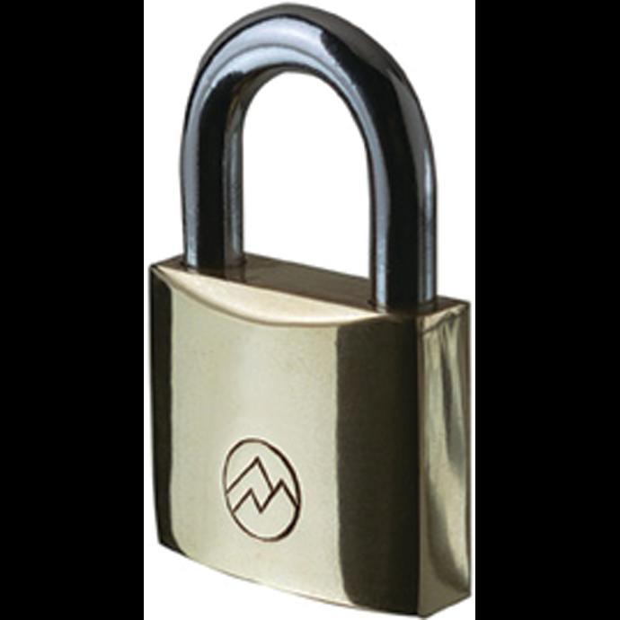 Olympus Lock Mountain Series - Brass Padlocks Short