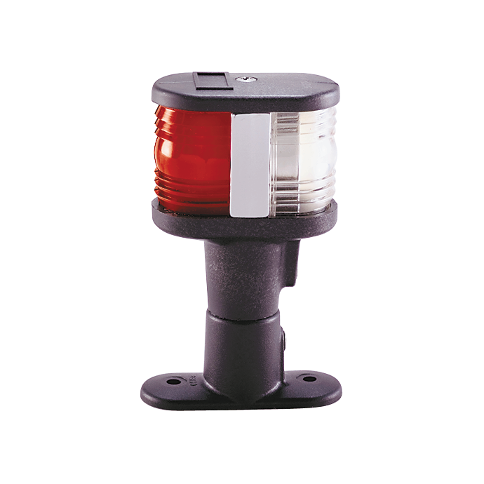 Fig. 1201 Pedestal Tri-Color Light