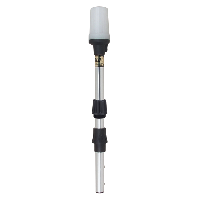 Fig. 1400 - Replacement White All-Round Pole Light