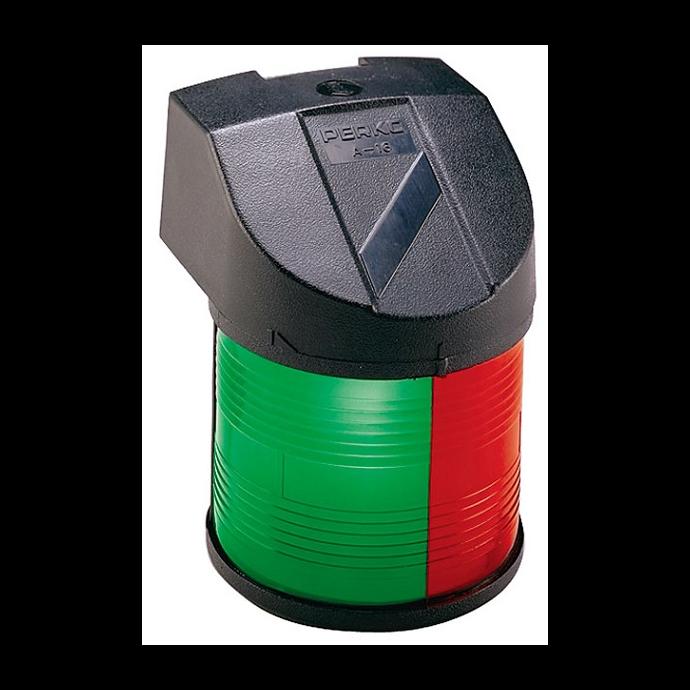 Perko Fig. 200 European Style Navigation Light, Bi-Color