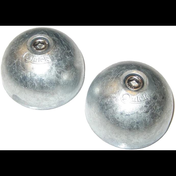 Aluminium Anode Kit for QUICK Bow Thruster BTQ185