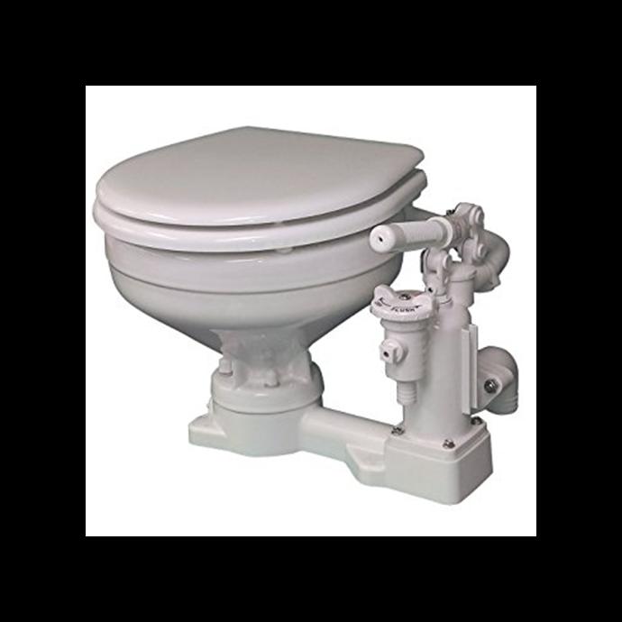p101 of Raritan PH Superflush Manual Toilet