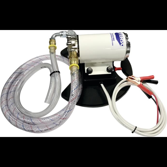 GP-312 Oil Change Pump for 5-Gallon Bucket - 150W Motor