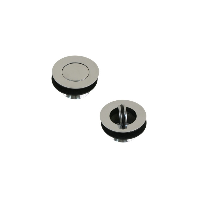 Sink Drain with Flip Stopper