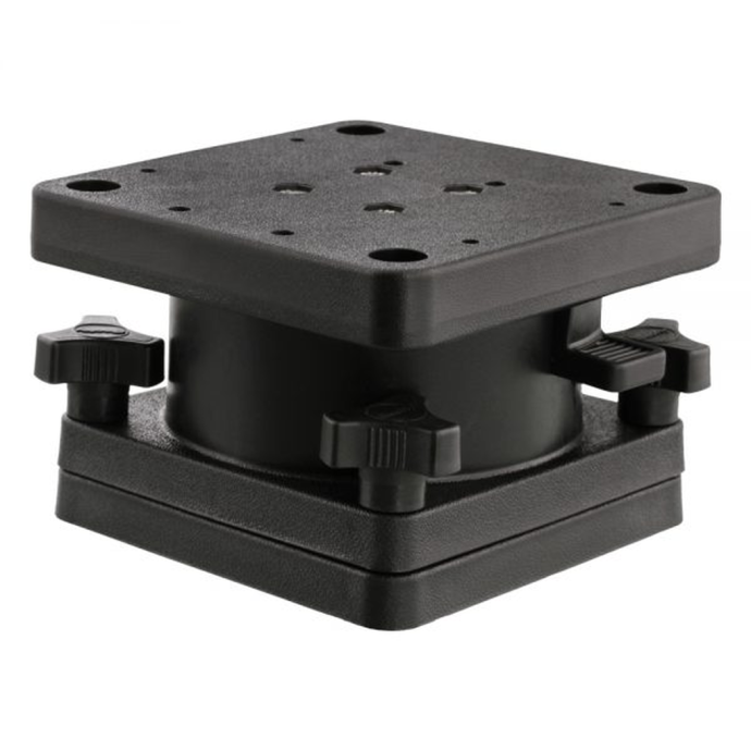 Scotty 1026 Downrigger Swivel Mount with 1036 Base Plate