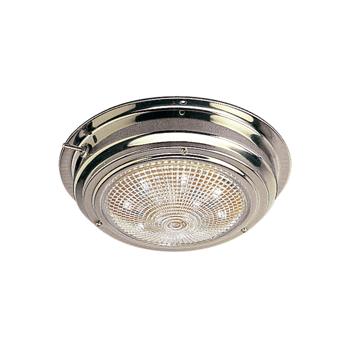 """Sea-Dog Line 5"""" LED Stainless Steel Dome Lights"""