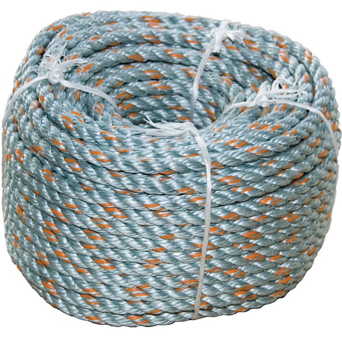 """Rope Lead Core - Grey- 5/16"""" x 100 ft"""
