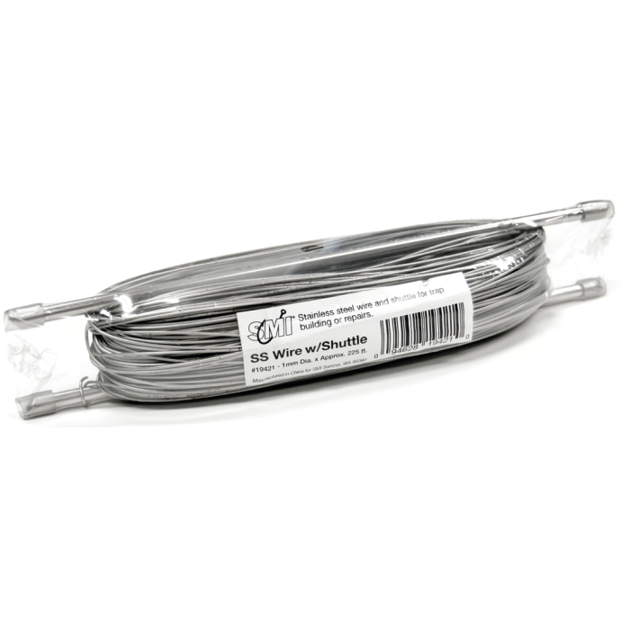 Wire & Shuttle - Stainless Steel