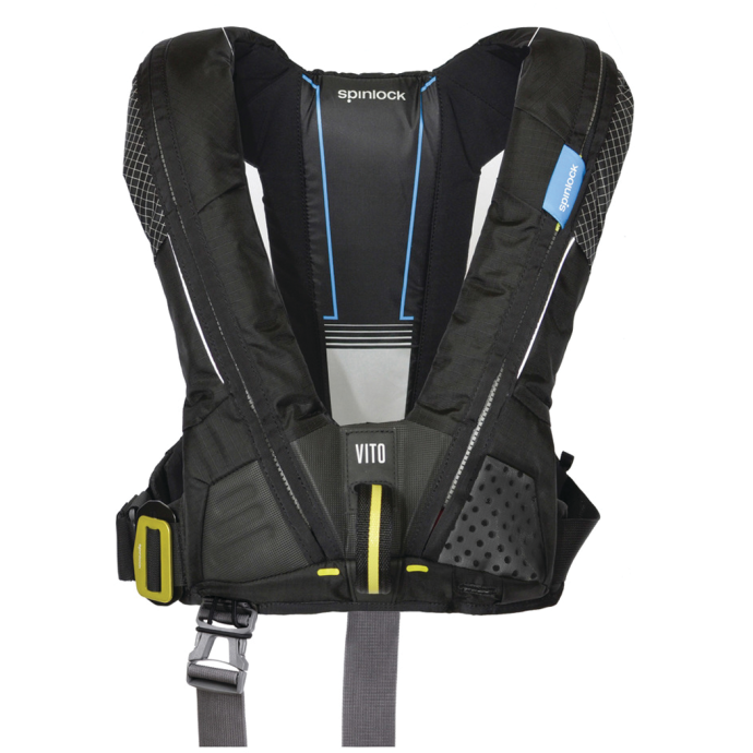 DW-VT/H170/HRS - Deckvest VITO Hammar 170 Inflatable PFD with HRS