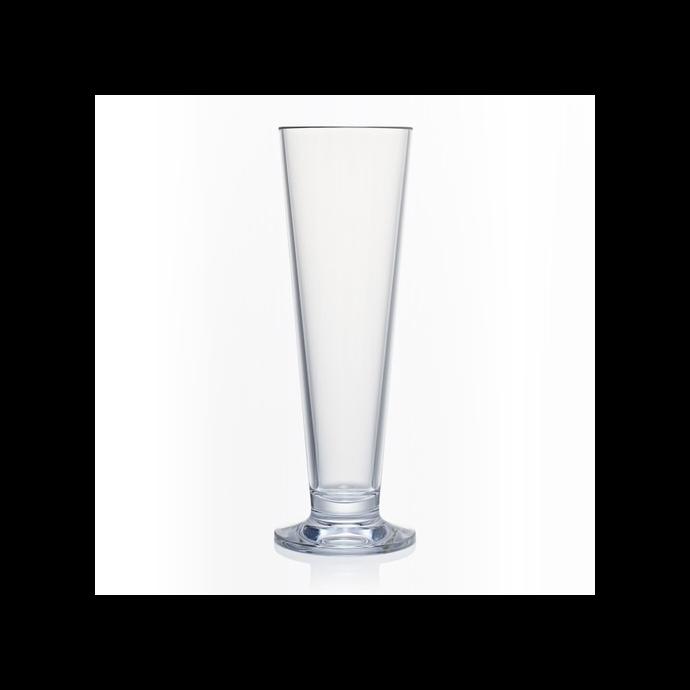 41140 of Strahl Glassware Footed Pilsner
