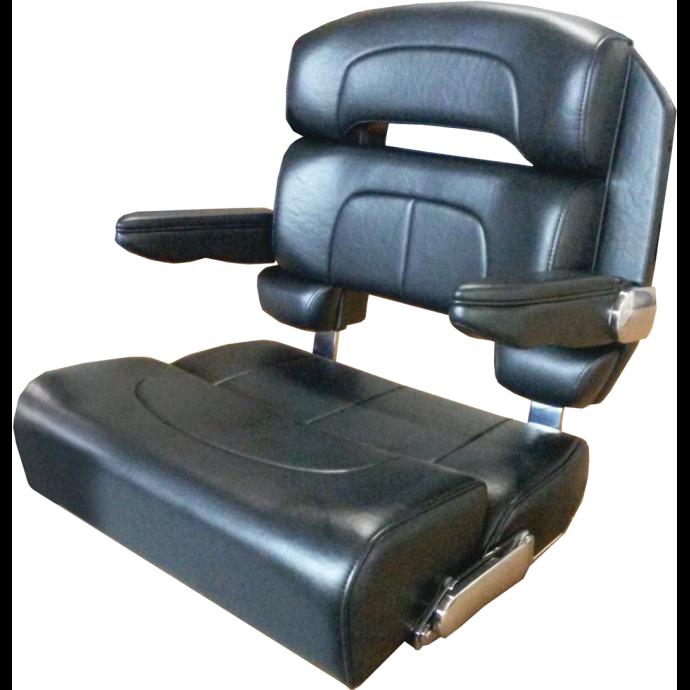 HA1 Series 28 in Capri Helm Chair - Deluxe 1