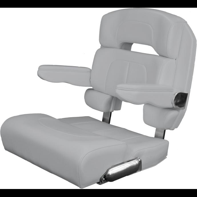 HA2 Series 23 in Capri Helm Chair - Deluxe 1