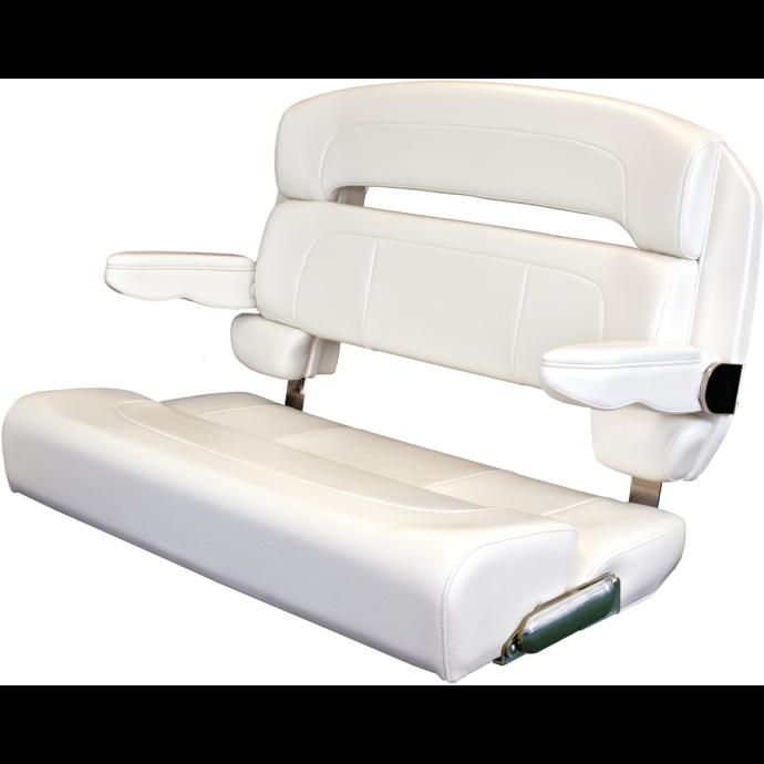 HA1 Series 36 in Capri Helm Bench Chair - Deluxe 1