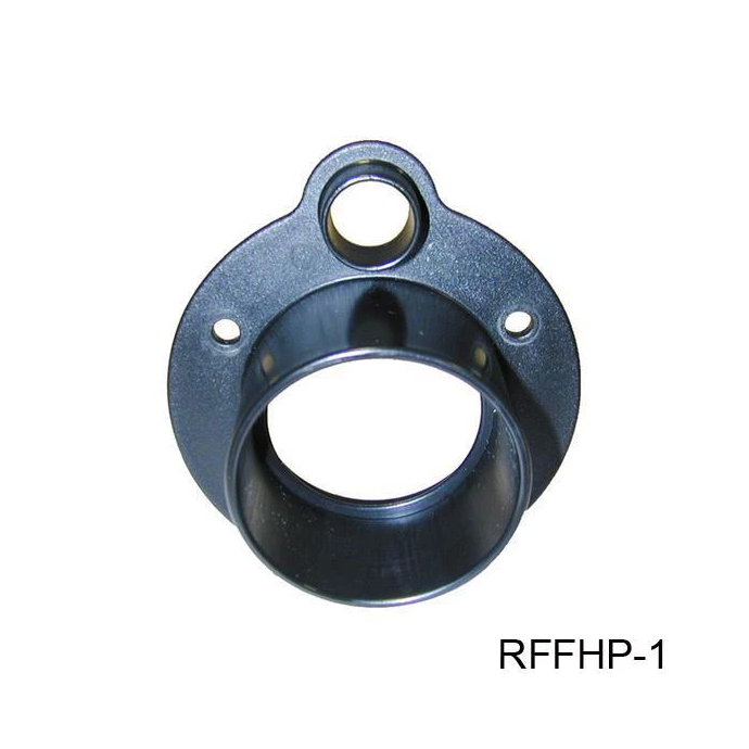 TH Marine Supplies Outboard Rigging Flange with Fuel Hose Port