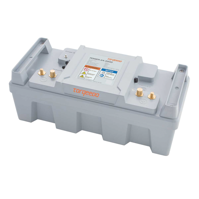 Power 24-3500 High-Performance Lithium Battery