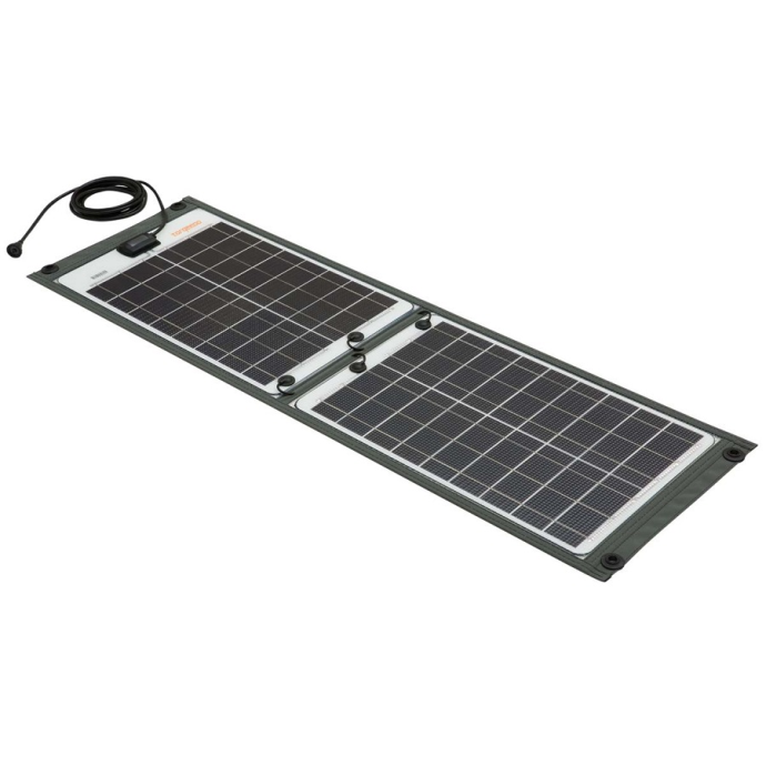 Solar charger 50W for Travel / Ultralight