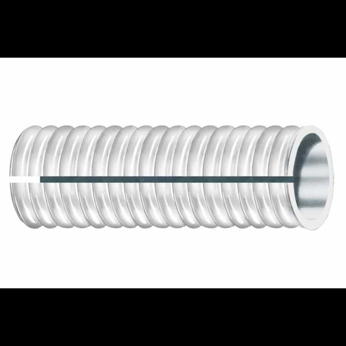 Trident Marine Hose & Propane Split Wire Conduit - Split Loom - White