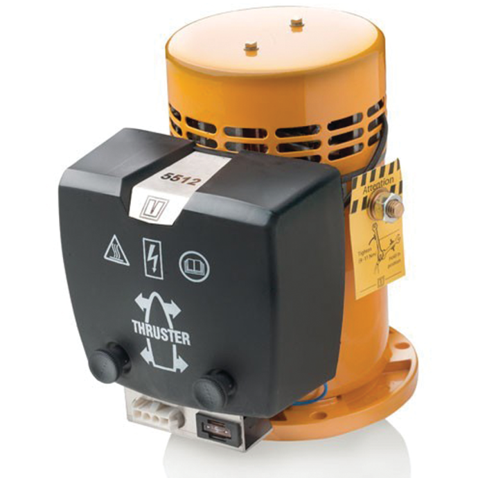 Motor and Solenoid for Vetus BOW55 & 60 12v