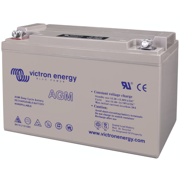 Victron AGM Deep Cycle Battery