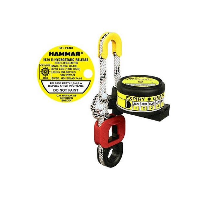 Viking Hammar H20 Hydrostatic Release Unit
