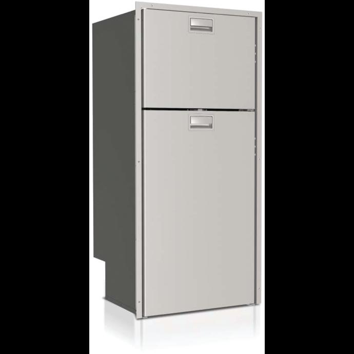DP2600i Refrigerator/Freezer, Stainless Steel - 8.1 cu. ft.
