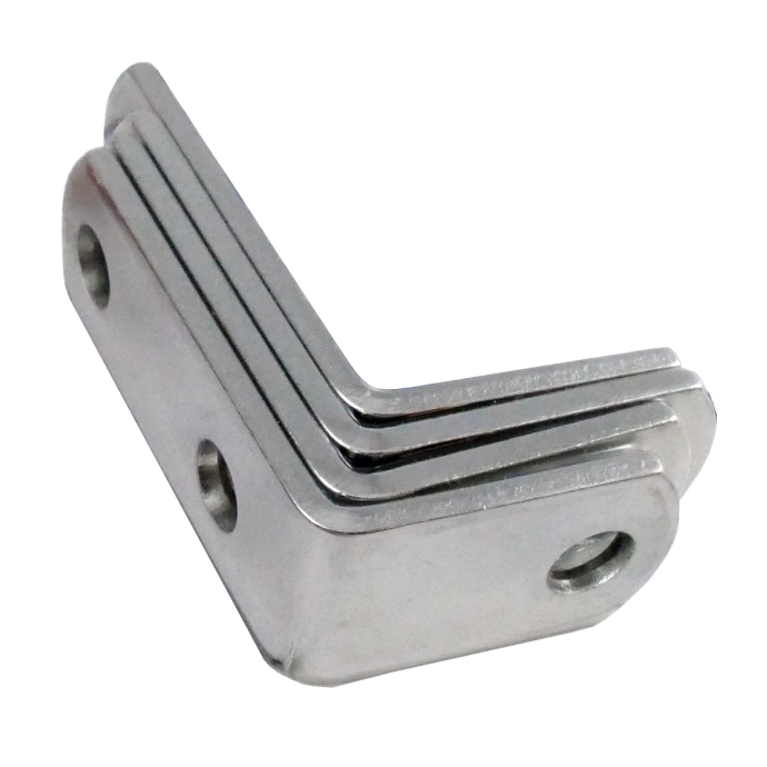 l-clip-cd of Weaver Industries L-Clips Set for Stand-Off Brackets