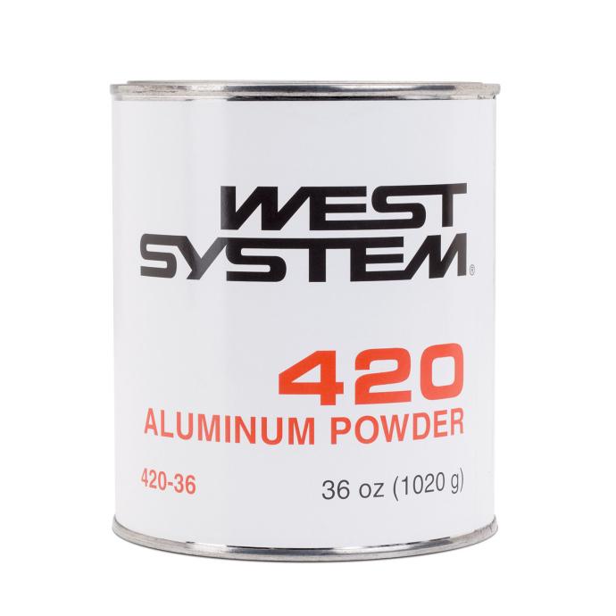 420-36 of West System 420 Aluminum Powder