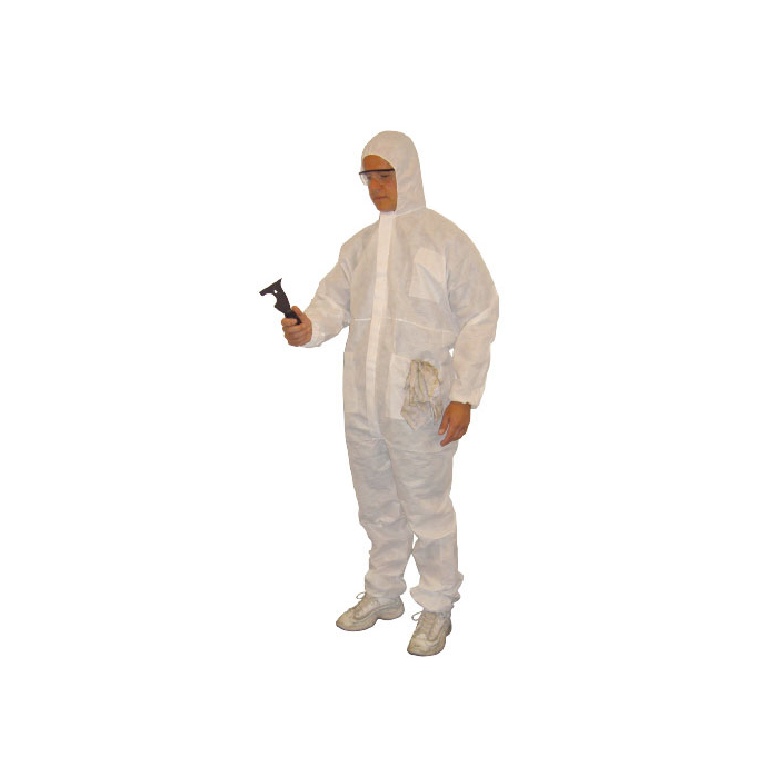 pro3000 of Western Pacific Trading Pro 3000 Coveralls with Hood