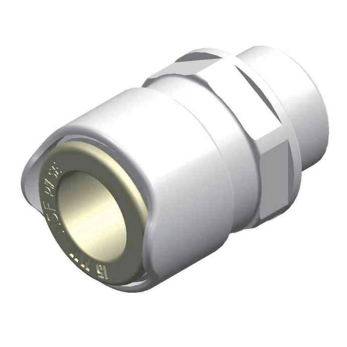 ADAPTOR MALE 1/2IN BSP TO 15MM