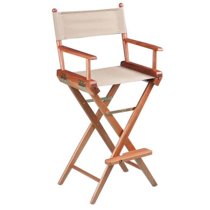 60048 of Whitecap Industries Teak Captain's Chair
