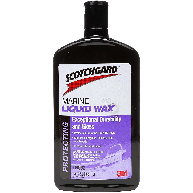 Scotchgard-AMPAND-trade; Marine Liquid Wax
