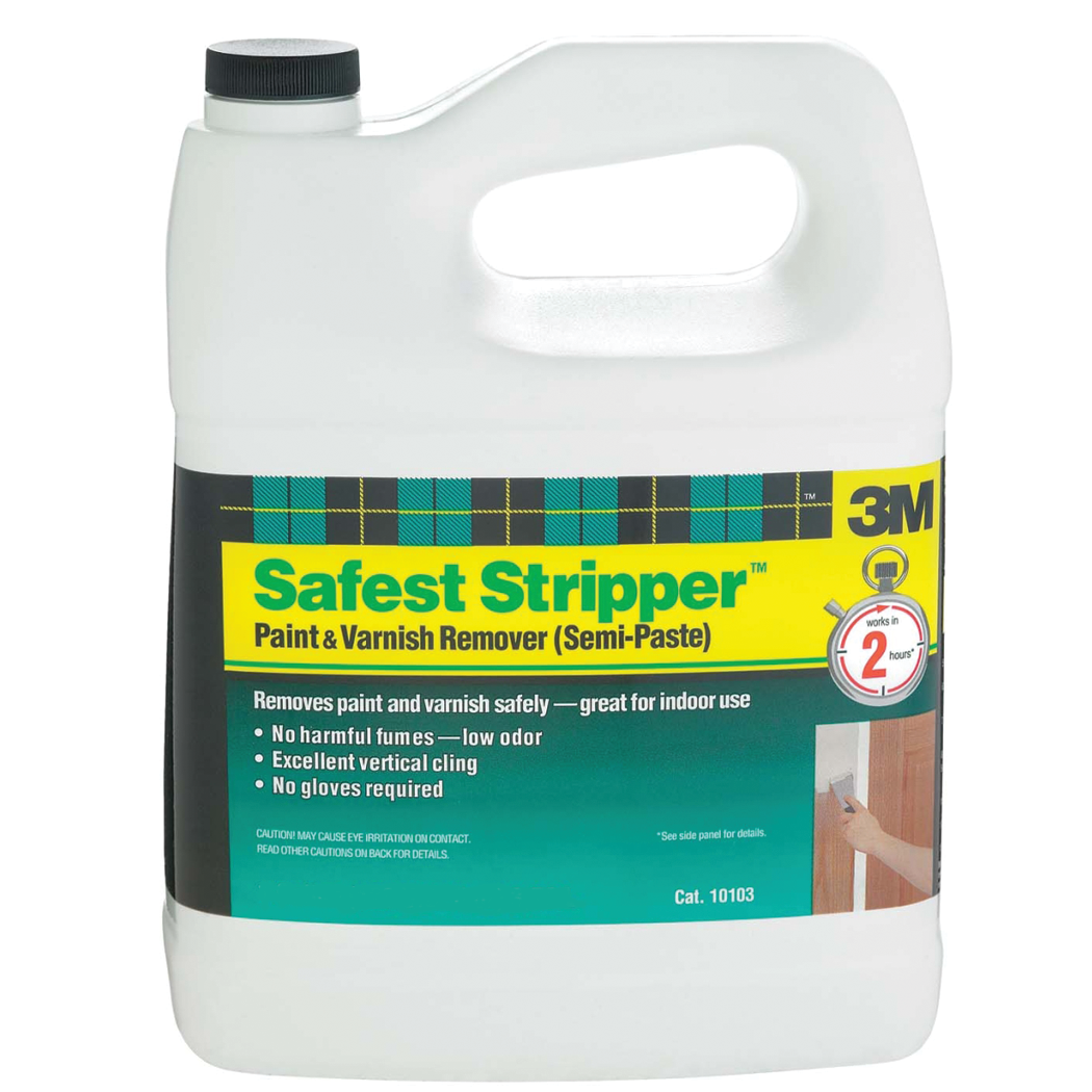 3M-AMPAND-trade; Safest Stripper-AMPAND-#174;  -  Paint -AMPAND-amp; Varnish Remover