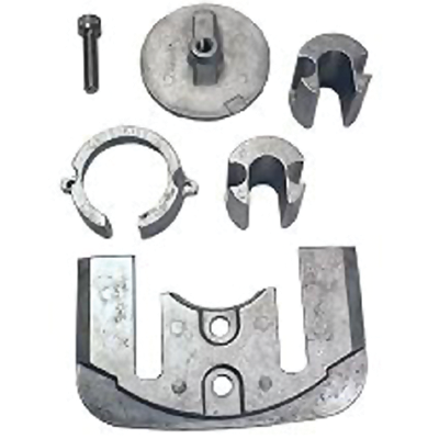 Outboard Engine -AMPAND-amp; Drive Anodes