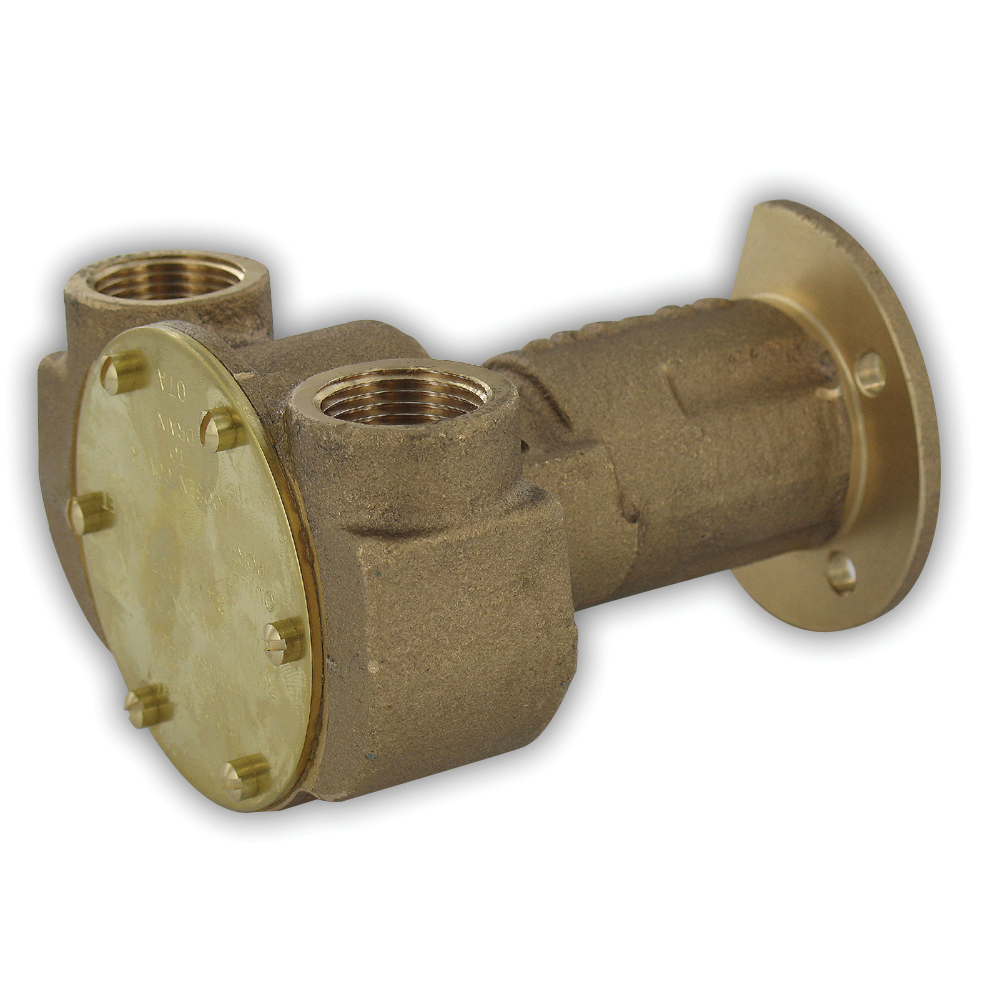 Circulation -AMPAND- Raw Water Pumps