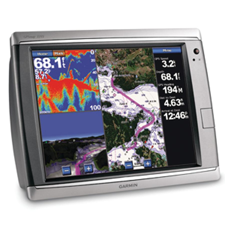 Chartplotters -AMPAND- GPS