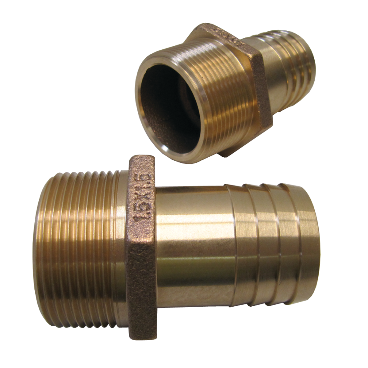 Pipe to Hose Fittings