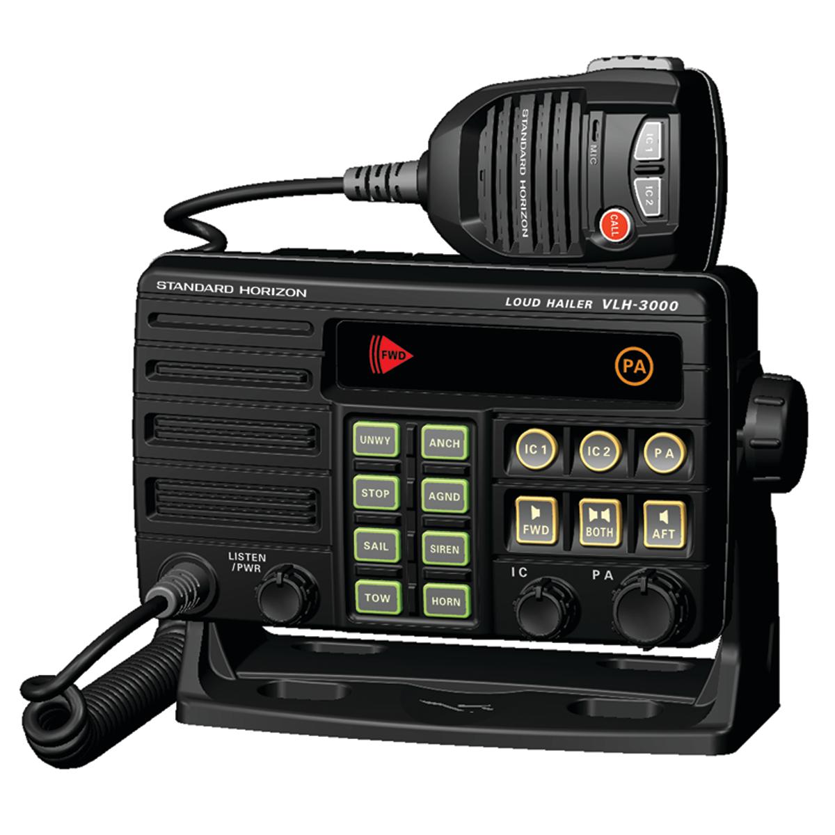 Radios -AMPAND- Hailers