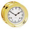"""Shipstrike Mechanical Bell Clock - 6"""" Brass"""