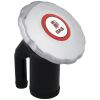 EPA Comp Sealed SS Ratcheting Cap Angled Fuel Fill