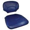 Low Back All-Weather Replacment Seat Cushion - Navy