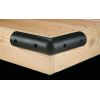 "Small Heavy Duty Corner Dock Bumpers - 4-1/2"" Height"