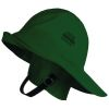 GREEN SOU-WESTER  SMALL 6 3/4-7