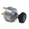 Windshield Wiper Rotary Switch - 3 Pos. Dynamic Parking, Push to Wash, 6 Blade Terminals