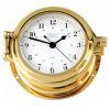 Cutter Quartz Clock