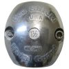 Streamline Shaft Anodes - Zinc