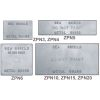 Solid Plate Anodes - Zinc