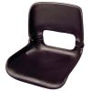 Low Back All-Weather Seat Shell w/ T-Nuts - Black