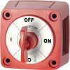 M-Series Mini Battery Switch, On⁄Off with Removable Knob