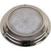 "5-1/2"" SS LED Dome Light - Bright White"