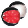EuroLED 130 Touch Lamp - Cool White/Red, Black
